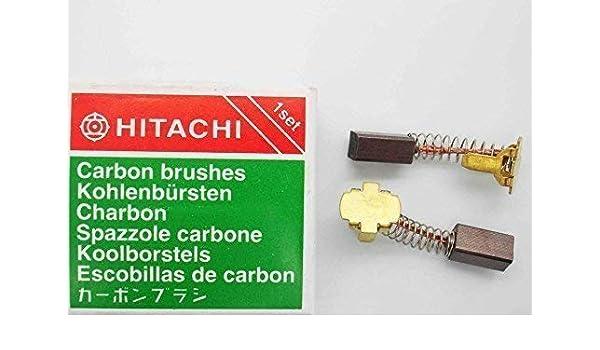 Carbon Brushes For HITACHI 999-054 12V 14V 18V battery drill G18DL WH18DL DV18DL