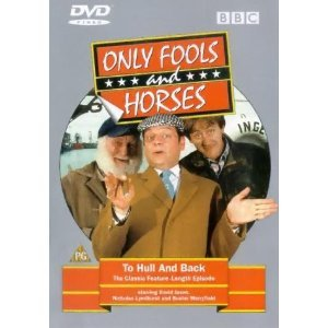 Only Fools And Horses - To Hull And Back [REGION 2 IMPORT-NON USA FORMAT]