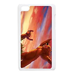 iPod Touch 4 Phone Case White Brother Bear ESTY7848562