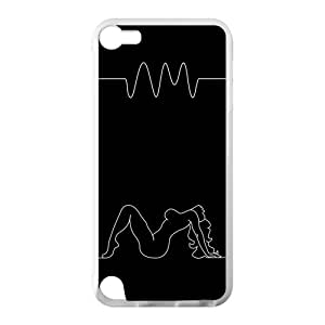 Custom Pop Band The Arctic Monkeys Case Cover Protector Compatible with IPod Touch 5 TPU (Laser Technology)