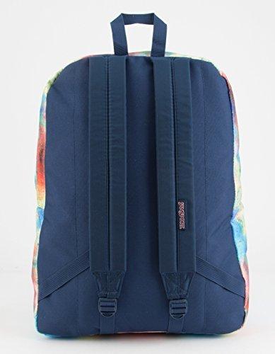 JanSport Unisex SuperBreak Multi Speckled Space Backpack