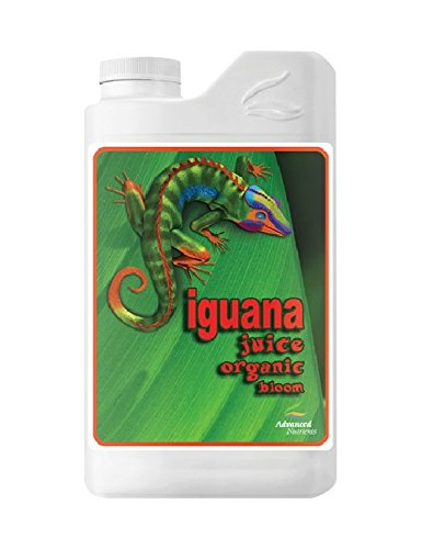 Advanced Nutrients Iguana Juice Bloom Organic Fertilizer, 1L iPower Distributor L&G GL525200-14