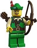 LEGO Minifiguras Coleccionables: Forestman Minifigura (Serie 1) (Bolsas)