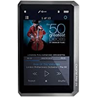 OPUS#1 Portable Mastering Quality Sound (MQS) Audio Player(Gunmetal Color) with Leather Case