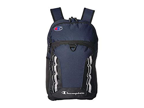 - Champion Unisex Forever Champ Expedition Backpack Navy One Size