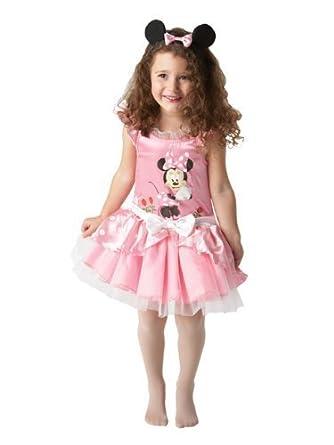 Amazon.com: 1 – 2 años Rosa Niñas Disfraz de Minnie Mouse ...