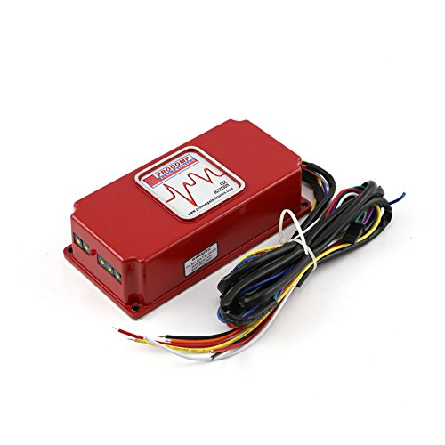Procomp Electronics PCE380.1009 Multiple Spark CDI 6AL Ignition Box 2 Rev Lim (2x Rotary switches) Smooth Top 6AL CDI