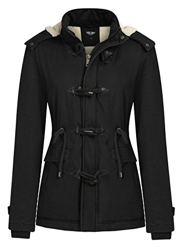 Wantdo Womens Winter Thicken Removable product image