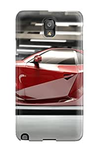 Premium [LZenmxU7582ZJmTv]the Future Car Case For Galaxy Note 3- Eco-friendly Packaging
