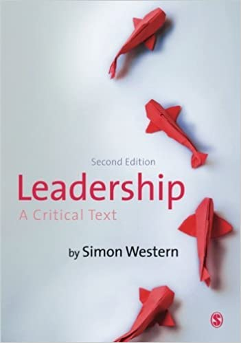 Book Leadership: A Critical Text by Simon Western (2013-10-02)