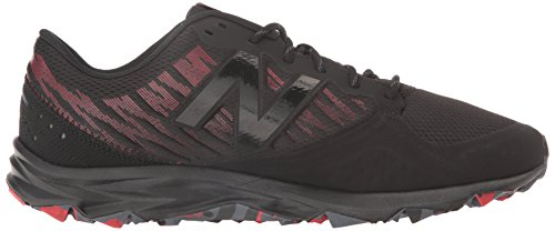 Nieuw Evenwicht Mens Mt690v2 Reageren Trailrunning Schoen Zwart / Alpha Rood