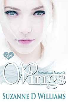 Wings (Paranormal Romance Book 1) by [Williams, Suzanne D]