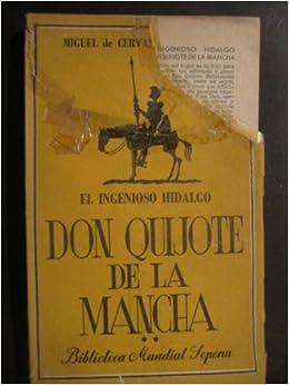 Resultado de imagen de don quijote de la mancha 1949