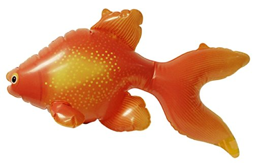 Jet Creations AN GOLDF2 Inflatable Goldfish
