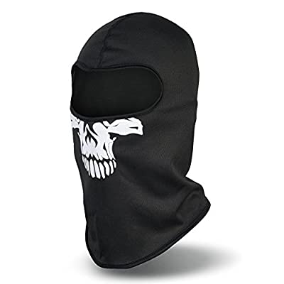 Vbiger Balaclava Face Mask for Cycling, Biking, Ski and Snowboard for Men and Women