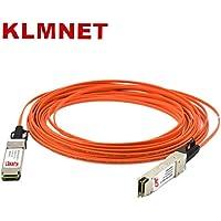 KLMNET 15m (49ft) Juniper CompatibleJNP-40G-AOC-15M Compatible 40G QSFP+ Active Optical Cable
