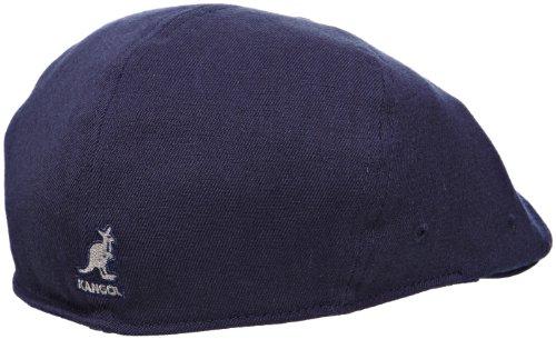 - Kangol Unisex-Adult's Wool Flexfit 504 Cap, Dark Blue, L/XL