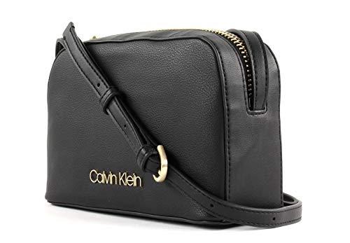 Noir Camera Drive Klein Calvin Womens Bag ERXwqw