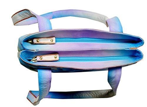 Niarvi , Sac bandoulière pour femme Multicolore Multicolore