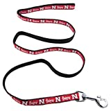 Mirage Pet Products Nebraska Corn Huskers Leash for Dogs and Cats, Medium