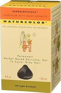 Amazon Com Naturcolor 5n Light Burdock Hair Dyes 4