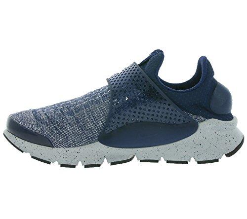 Nike 859553-400, Zapatillas de Trail Running para Niños Azul (Midnight Navy / Midnight Navy)