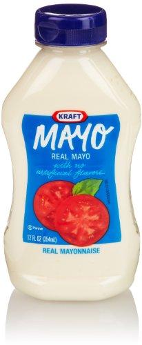Kraft Real Mayonnaise, 12 Oz