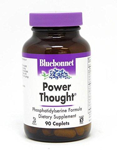 Cheap BlueBonnet Power Thought Supplement, 90 Count