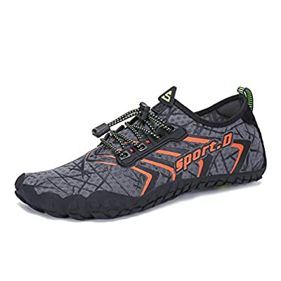 UBFEN Men's Water Shoes
