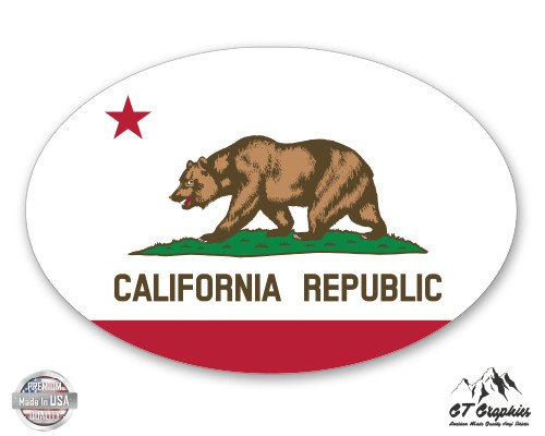 California State Flag - 3