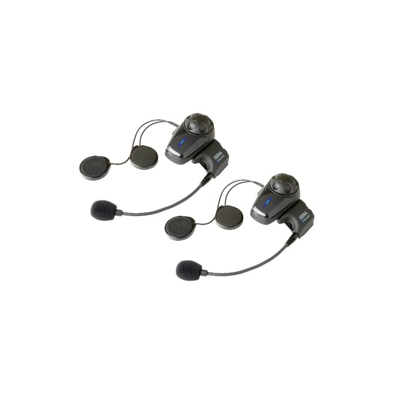 Sena SMH10D-10 Motorcycle Bluetooth Head
