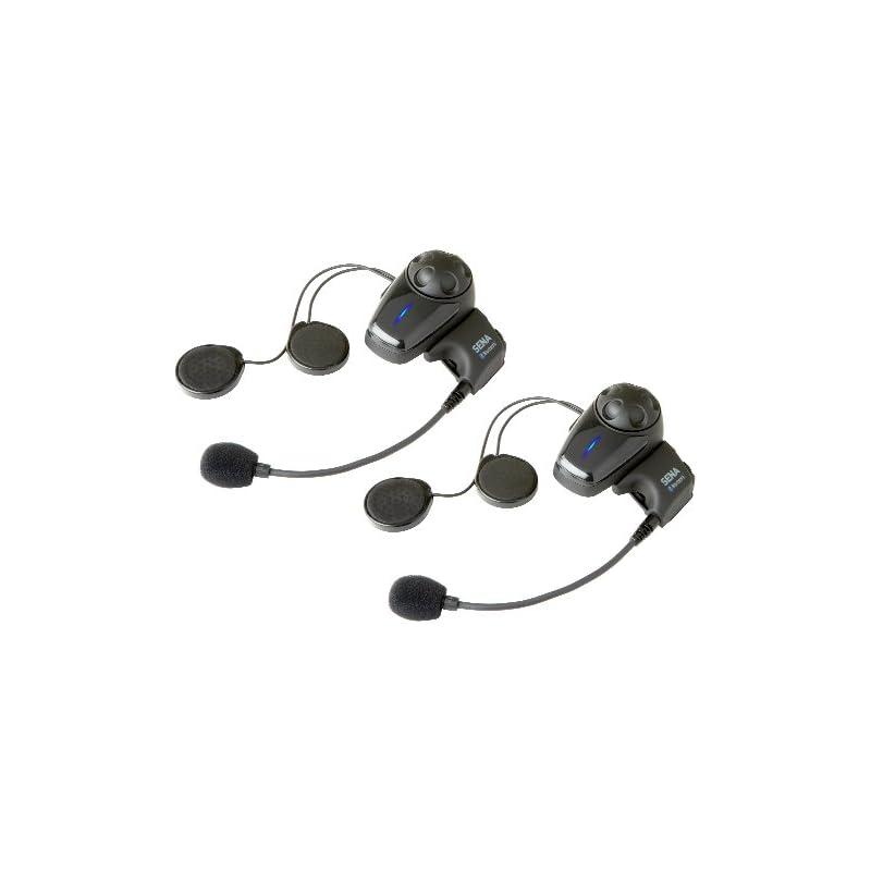 Sena SMH10D-10 Motorcycle Bluetooth Head