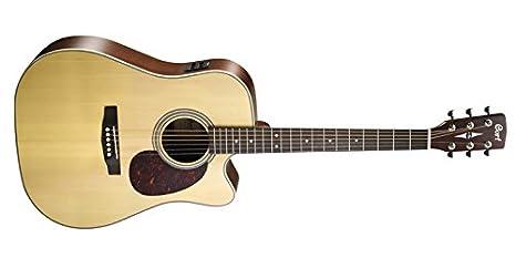 Cort mr600fns - Guitarra electroacústica: Amazon.es: Instrumentos ...