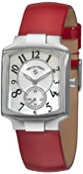 Philip Stein Women's 21FMOPLR Signature White Mother of Pearl Dial Watch