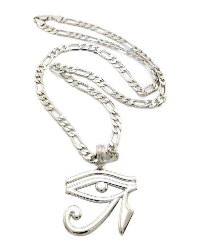 (Fashion 21 Egyptian Eye of Horus Pendant Various 24