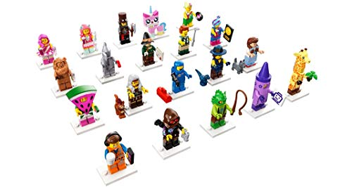 LEGO The Movie Series 2 Wizard of Oz Minifigure Series - Complete Set of 20 (71023)
