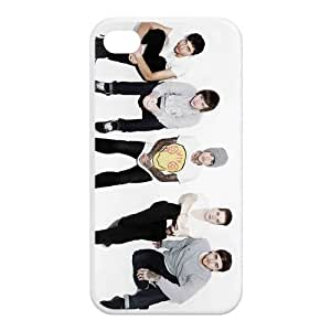 Mystic Zone BMTH Bring Me the Horizon Cover Case for iPhone 4/4S Cover KEK1930