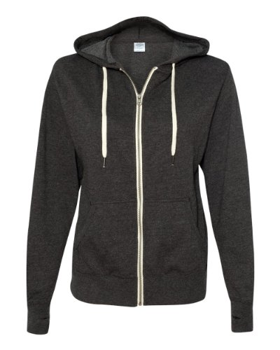 Co. Men's Trading Co. French Terry Sweatshirt, Charcoal Heather, Small ()