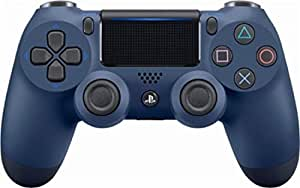 Sony Official PlayStation 4 Dualshock 4 Controller - Midnight Blue