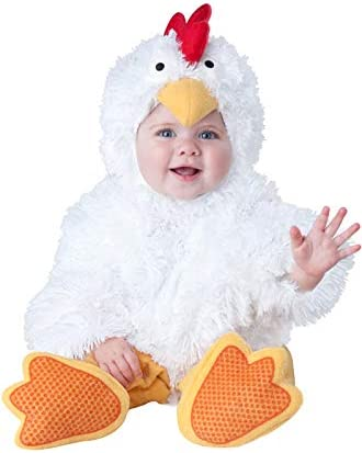 Amazon.com: InCharacter, Cluckin Cutie, disfraz de pollo ...