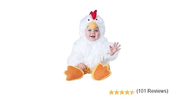 Incharacter Costumes Disfraz de gallina para bebé 6-12 Meses (66 ...