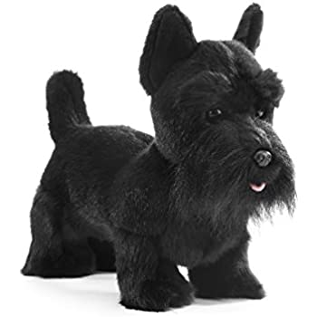 baby scottish terrier amazon com demdaco baby plush beanbag scottish terrier baby 3108