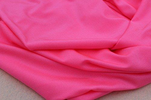 Leggings Fluo Brillant Pantalons Stretch Métalliques Pour Fête Costumée Robe De Bleu Royal / M (peut Adapter La Taille Au 6-10) / S M Rose Chaud (peut Adapter La Taille Au 6-10)