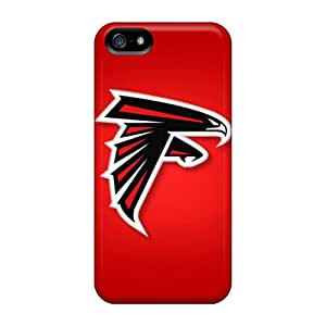 Snap-on Cases Designed For Iphone 5/5s- Atlanta Falcons