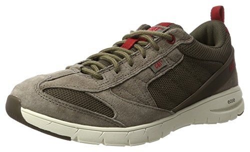 Caterpillar Herren Mythos Sneakers Grau (Mens Dark Grey)
