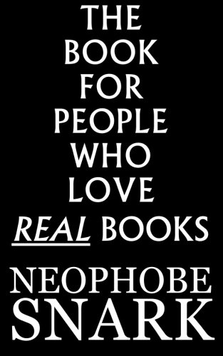 The Book For People Who Love Real Books
