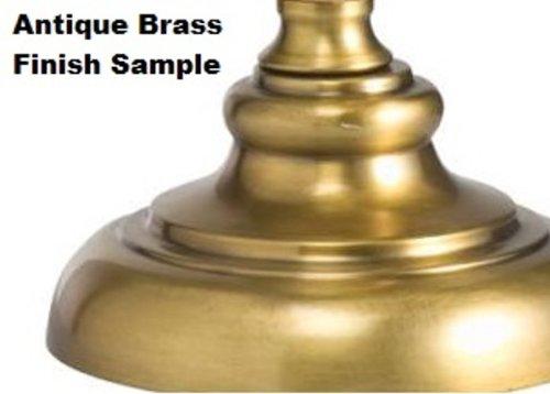 Kichler 2996AB Accessory Chain Standard Gauge 36-Inch, Antique Brass