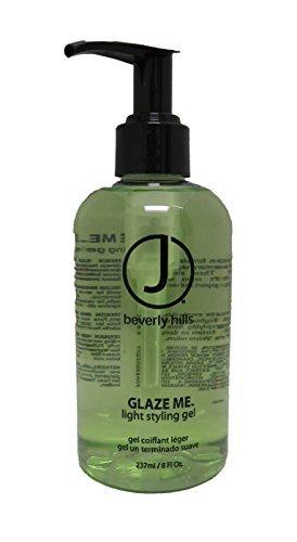 J Beverly Hills Glaze Me Light Styling Gel 8oz