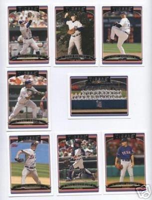 2006 Topps Series 2 DETROIT TIGERS Baseball Cards team set