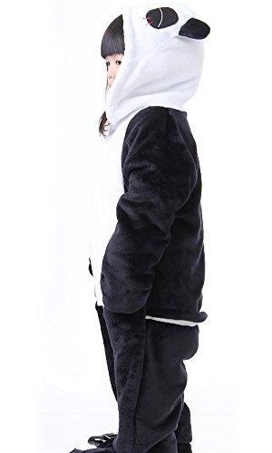 Cosplay Animal Pajamas Sleepwear Kids Childrens Unisex Onesies Halloween Costume Panda